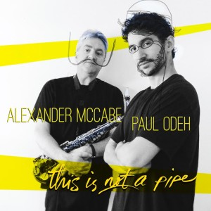 Alex McCabe with Paul Odeh