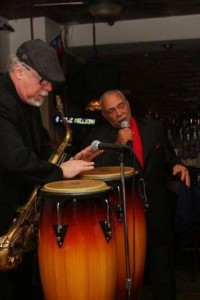 Roscoe's Room Welcomes the Bob Stewart Quartet