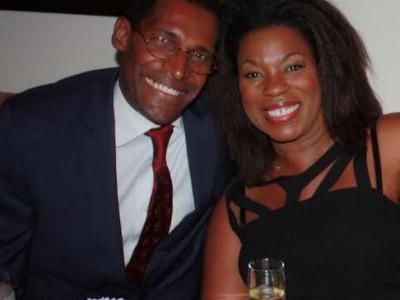 Alvin w Lorraine Toussaint October