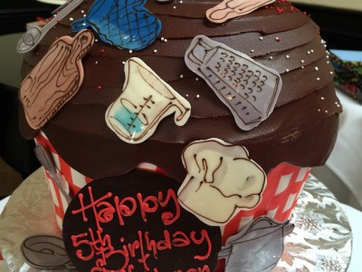 Coleman's cake