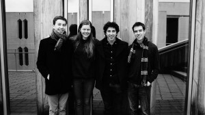 Echoes: Jazz Ensemble from Oberlin Conservatory of Music