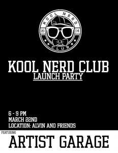 Kool Nerd Launch Party