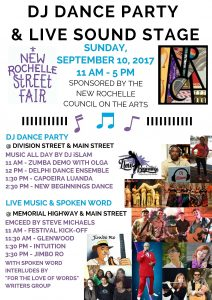 New Rochelle Street Fair