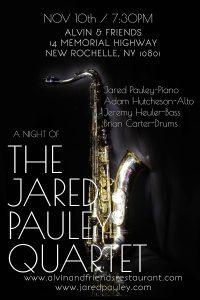 The Jared Pauley Quartet