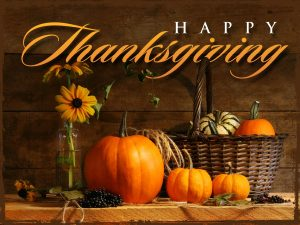 Bountiful Thanksgiving Buffet