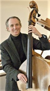 Geoff Morrow w bass