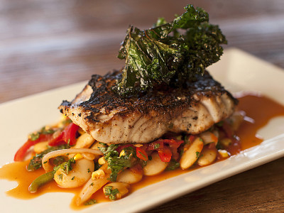 NCfood striped bass