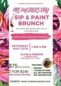 Sip & Paint Mothers Day