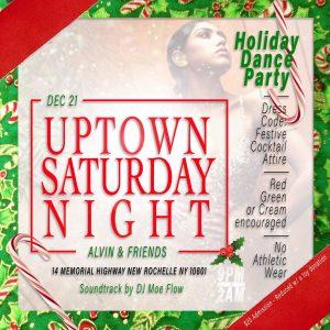 Dec Uptown party
