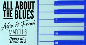 All About the Blues March 6 2020